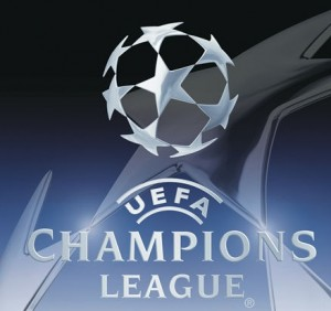 Kvartsfinallagen i Champions League