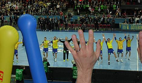 Får Sverige anledning att jubla ännu en gång?
