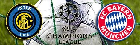 Inter-Bayern München i Champion League