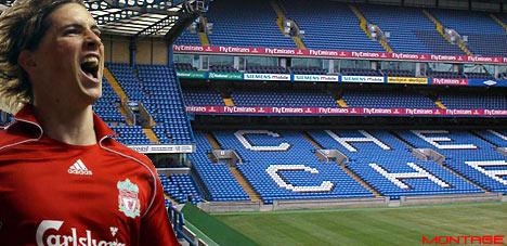 Blir Fernando Torres kung på Stamford Bridge?