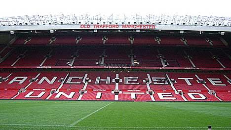 Manchester United-Marsielle, Champions League