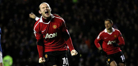 Manchester United-Chelsea, Champions League 2011