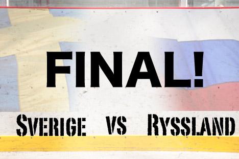 Sverige-Ryssland, Junior-VM