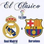 el Clásico: Real Madrid-FC Barcelona